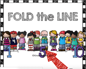 Fold the Line