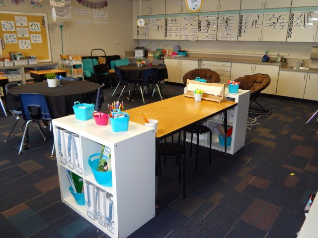 Our guest bloggers, Mollie and Amy, share how they totally rearranged their classroom in order to encourage more collaboration and self-directed learning. The reviews are in: It's a hit with their students and their students' parents!