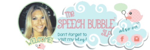 The Speech Bubble SLP