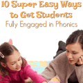 Students with special needs don't always get the instruction they need that suits all of their learning needs in the general education classroom. Our guest blogger shares 10 ways to use multi-sensory learning strategies to get students fully engaged in phonics. Click through to read her post!