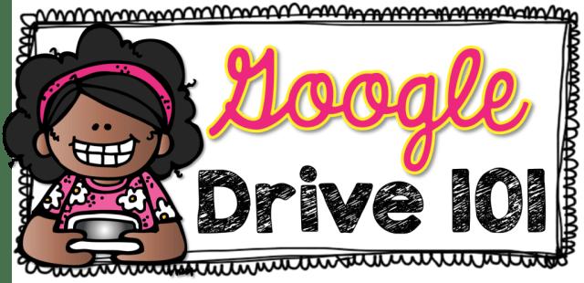 google drive 101