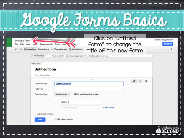 Using Google Forms in your classroom is an easy, environmentally-friendly, and paperless way to take care of a lot of tasks, such as exit tickets, quizzes, student surveys, and parent communication! Our guest blogger shares a tutorial for creating Google Forms in this blog post, so click through to read it!