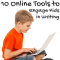 It's every ELA teacher's goal to engage kids in writing, but sometimes that's an extremely challenging goal. However, it becomes much easier with the help of these 10 online tools to engage kids in writing! Check out all 10 tools and what they offer in this guest post.