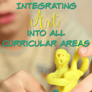 Integrating Art into All Curricular Areas