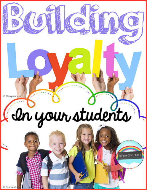 Our guest blogger shares a helpful guide on building loyalty in your students, which even includes building your brand! Learn some tried-and-true tips that were actually designed for businesses but can be successfully used in classrooms, too!