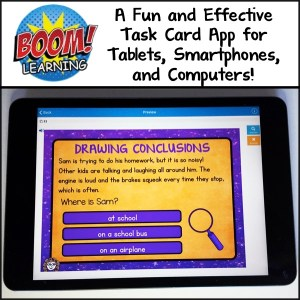 Get Task Cards on Your Tablet, Smart Phone or Computer!