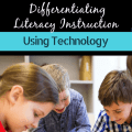 Meet the needs of all of your learners by using technology to differentiate your reading passages. Literacy instruction is made much easier with the help of apps and websites such as Classkick, Newsela, and Epic. Immediately differentiate literacy instruction with the help of these apps!