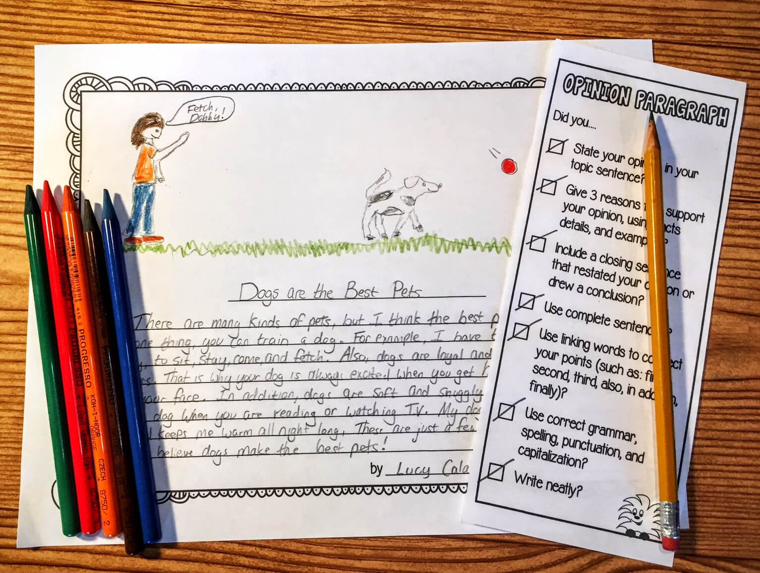 Do You Want Your Students To Write Great Paragraphs This Post Includes A Step By Step Method