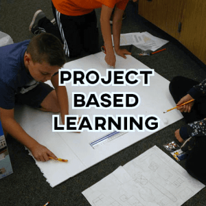 Project-Based Learning and UDL Strategies at Work