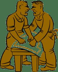 Colaboradores que não colaboram