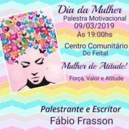 Palestra Motivacional Autoestima - Fabio Frasson