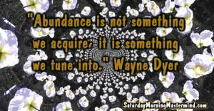 abundance reboot