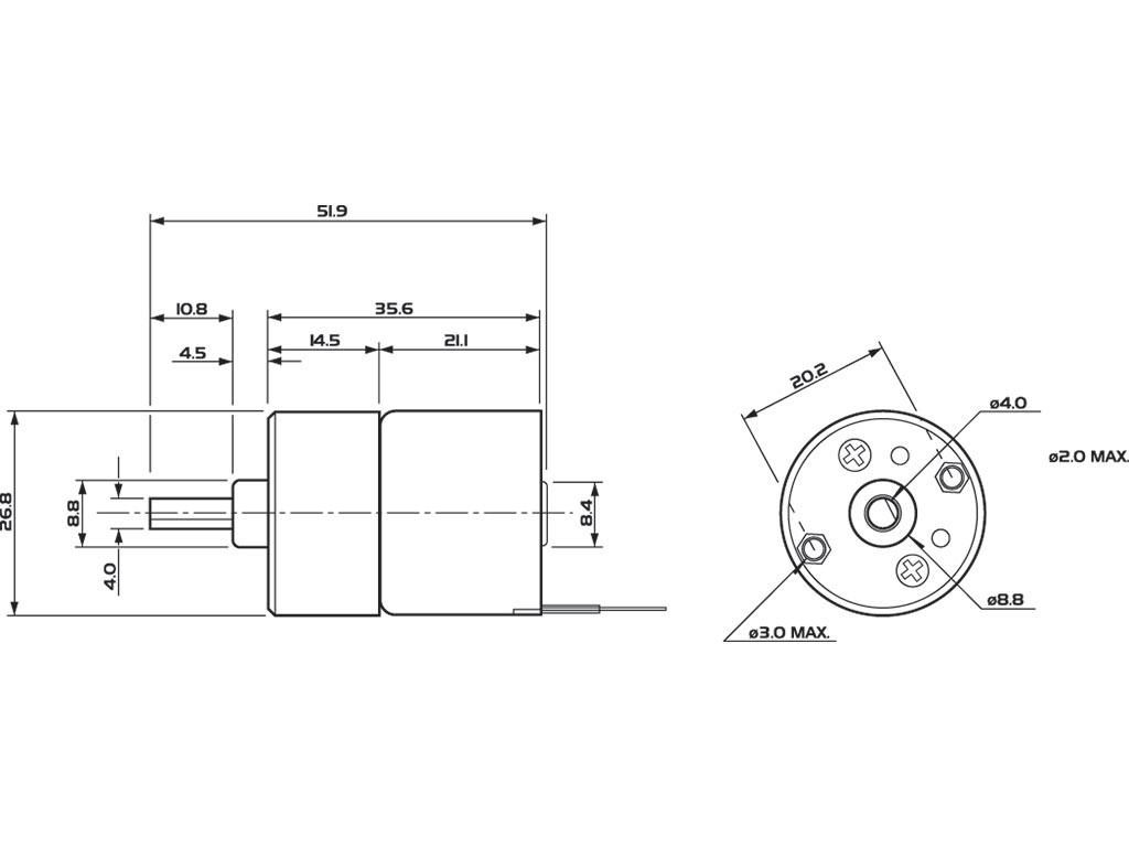 Geared Motor Generator Mindsets Online