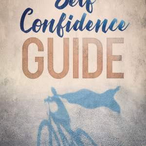 Self-confidence guide cover