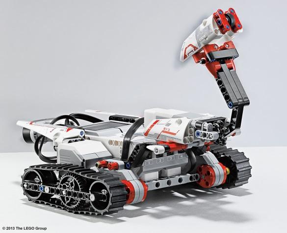 Lego Mindstorms EV3 Robot