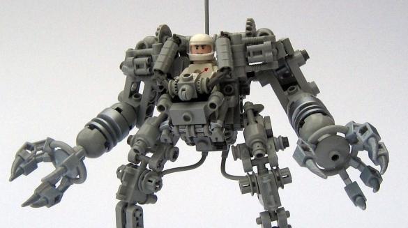 Exo Suit Lego Cuusoo