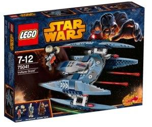 Star Wars 2014 Lego set 75041
