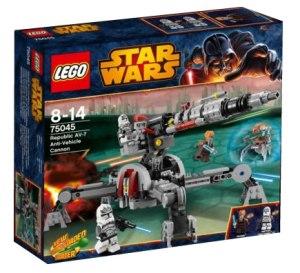 Star Wars 2014 Lego set 75045