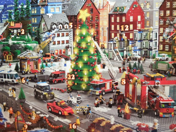 Lego City Advent 2013