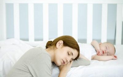 Mor og karrierekvinde: Får du søvn nok?