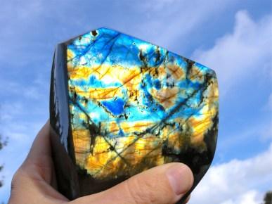 méditer avec une pierre