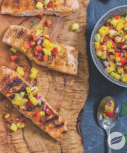 memphis grilled salmon photo