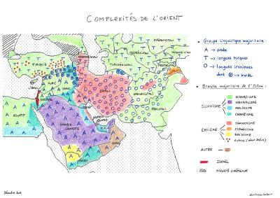 Complexités de l'Orient