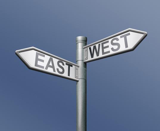 Europe de l'ouest/Europe de l'est : des retrouvailles plus complexes qu'il n'y parait