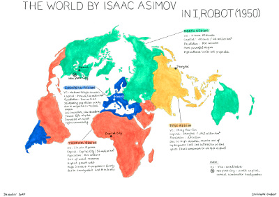 The World by Isaac Asimov 🇬🇧