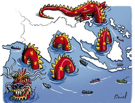 """Chine, la puissance """"tranquille"""" du XXIe siècle ?"""