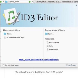 4-ID3 Editor