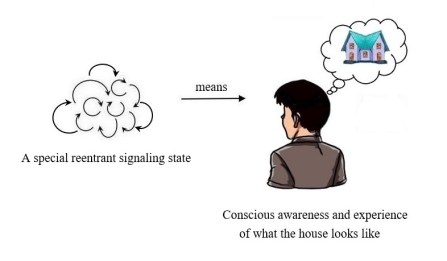 A special reentrant signalig state means consciousness