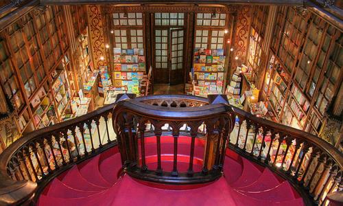 porto-libreria-lelloeirmão