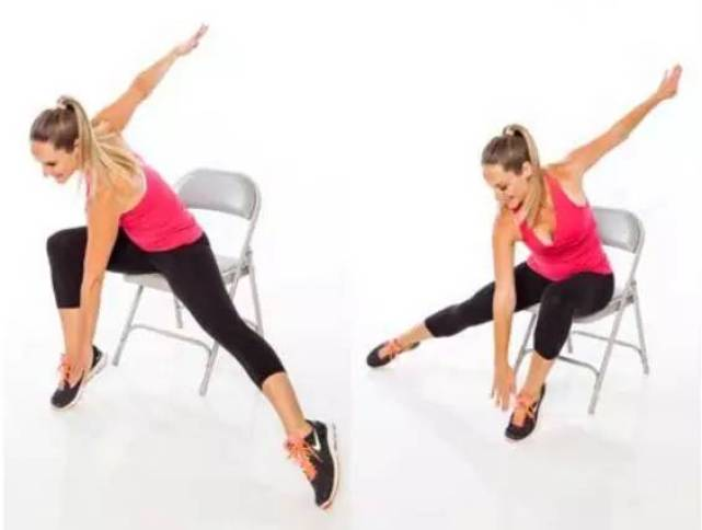 7 flat belly exercises can chair 5 - 5 Flat Belly Exercises That You Can Do In a Chair