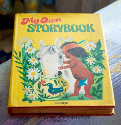 One of many storybooks that were an inherent part of my childhood, being the bookworm I was and still am.