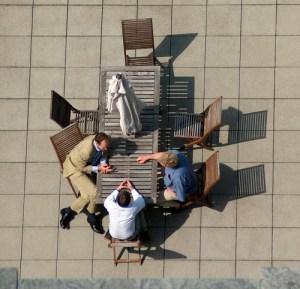 Обсуждение. Фото: svenwerk