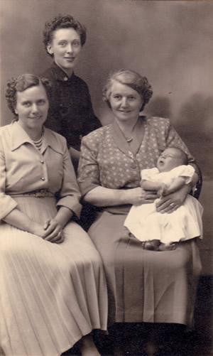 Старые фотографии предков