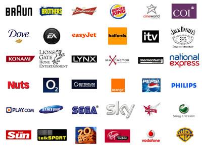 популярные бренды Великобритании