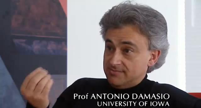 Антонио Дамасио, кадр из фильма Brain Story