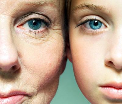 старость и молодость