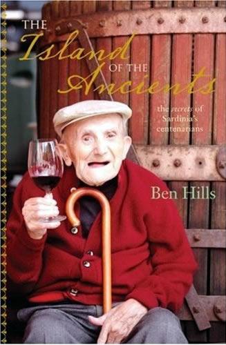 Остров долгожителей, книга Бена Хиллза с интервью с долгожителями Сардинии