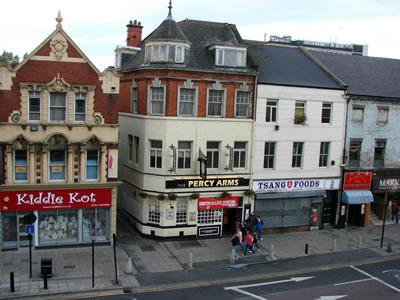 Percy Street, Newcastle