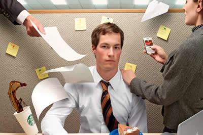 отвлечение в офисе