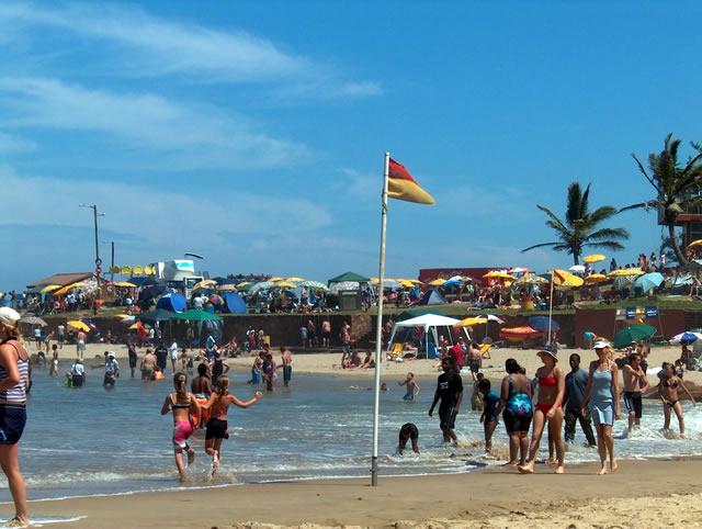 пляж Скоттбурга