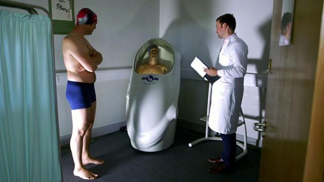 измерение мускульной массы и жиров в организме