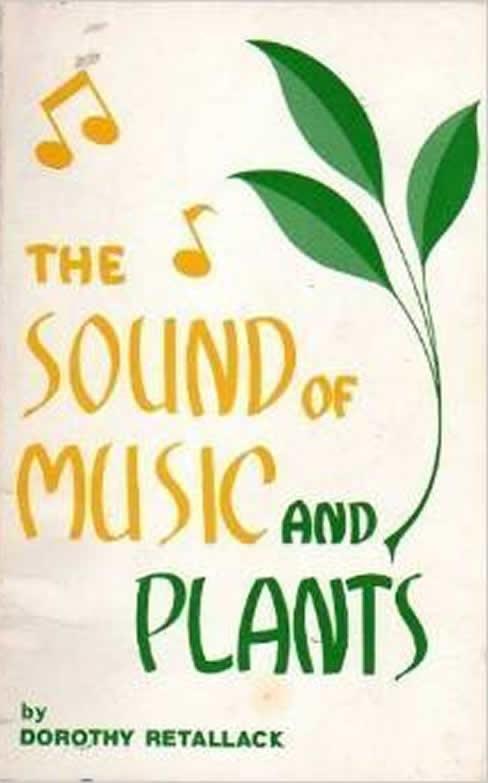 Звуки музыки и растения