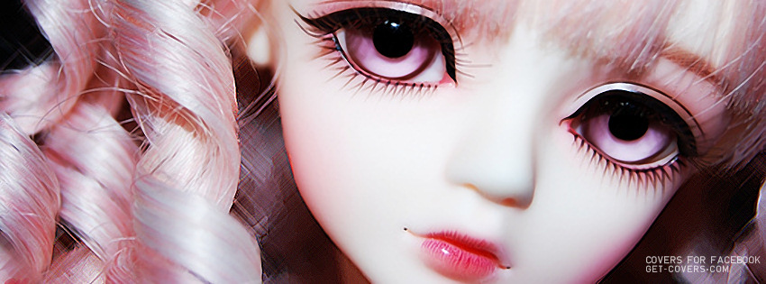 кукольное личико