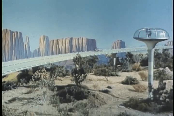 будущее в 1956 году