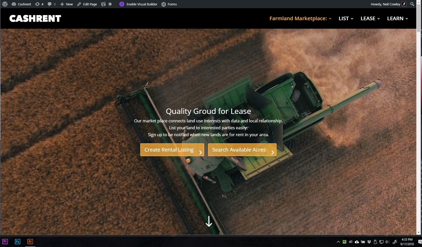 Agribusiness SAS Branding