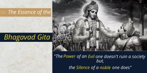 The Essence of the Bhagavad Gita & Cognitive Psychology